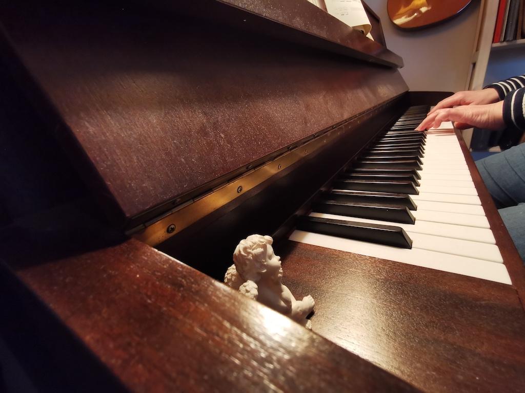 klaverundervisning med Helena Michelsen